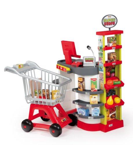 Smoby–24179–Spiel 701812613150Holzteilen–Super Store