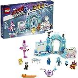 """LEGO Movie - Spa Resplandeciente """"Brillos y Destellos"""" Set de construcción de juguete para Recrear las Aventuras de la Película, Novedad 2019 (70837)"""