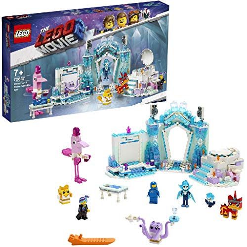 The Lego Movie 2 70837 Schimmerndes Glitzer-Spa, Bauset