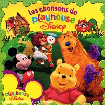 les chansons de Playhouse Disney French Import product image