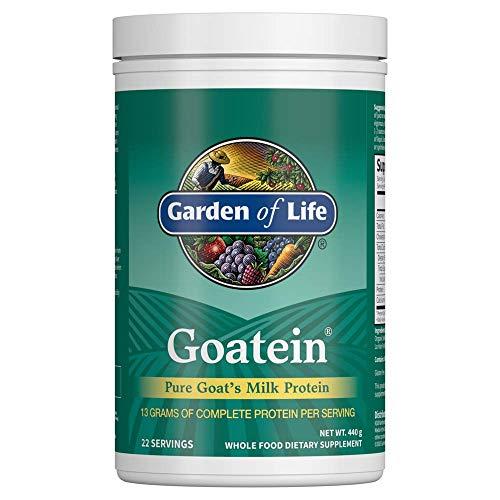 Garden Of Life Proteine Del Latte Di Capra Puro Di Capra - 440 g