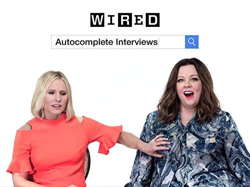 Melissa McCarthy & Kristen Bell Answer The Web's Most Searched Questions
