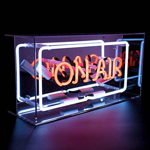 Helio Ferretti Neon Acryl Box ON AIR, mehrfarbig