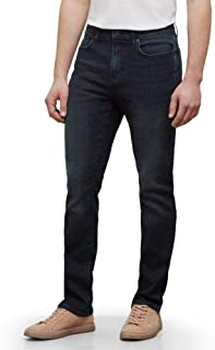 Dark Indigo Straight Jean