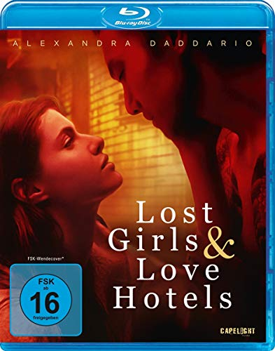 Lost Girls and Love Hotels [Blu-ray]