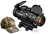 Vortex Optics Spitfire 3X Prism Scope - EBR-556B Reticle (MOA) with Vortex Optics Baseball Hat
