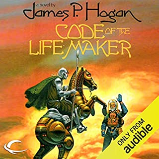 Code of the Lifemaker audiobook cover art