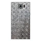 Disagu SF-sdi-4343_1043 Design Folie für BlackBerry Priv Rückseite - Motiv Riffelblech realisitsch