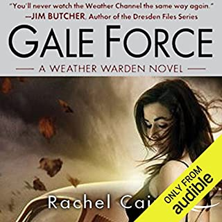 Gale Force     Weather Warden, Book 7              By:                                                                                                                                 Rachel Caine                               Narrated by:                                                                                                                                 Dina Pearlman                      Length: 9 hrs and 58 mins     100 ratings     Overall 4.3