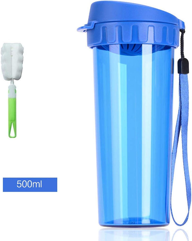 AA-living supplies Tragbare Wasserflasche der Nahrungsmittelgradplastikschale Nahrungsmittelgradplastikschale Nahrungsmittelgradplastikschale Sportflasche im Freienkessel   Stil 5 B07N1PWHLS  Billig ideal 7736c3