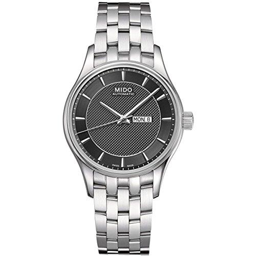 Mido Damen-Armbanduhr XS Belluna Analog Automatik Edelstahl M0012301106191