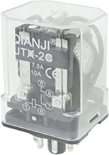 New Lon0167 JTX-2C 12V Featured DC Coil General reliable efficacy Purpose Relay 8pin DPDT(id:a26 b9 f5 2b4)
