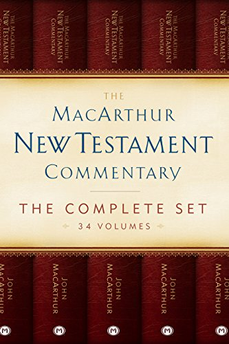 Download The Macarthur New Testament Commentary (The Macarthur New Testament Commentary Series) 0802413471