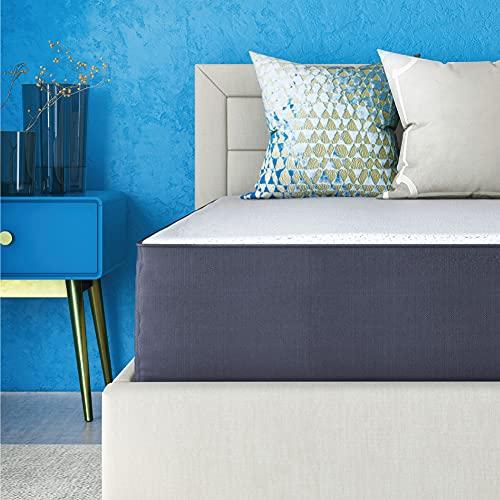 Classic Brands Cool Gel Ventilated Memory Foam 10-Inch Mattress |...