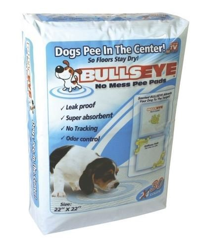 Bullseye Dog Pad