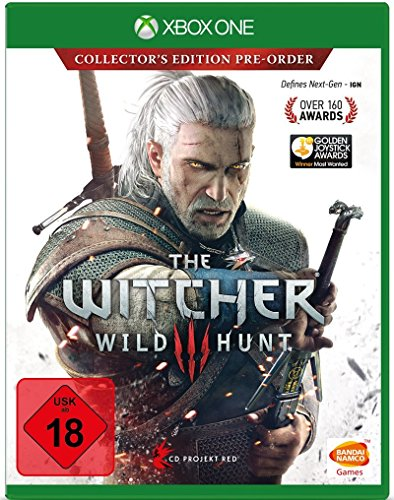 The Witcher 3: Wild Hunt Collectors Edition [Xbox One]