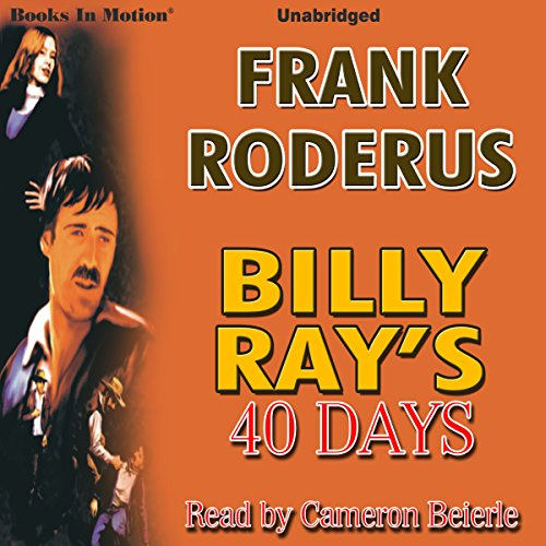 Couverture de Billy Ray's 40 Days