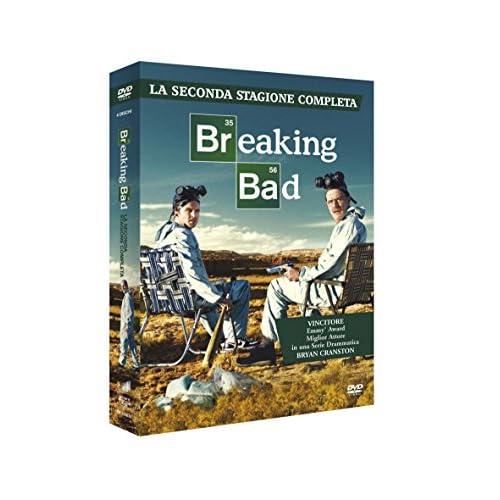 Breaking Bad Stg.2 (Box 4 Dvd)