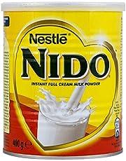 Nestle Nido - instant melkpoeder, 400 G, om uw ontbijt en tussendoortjes aan te vullen (400 g)