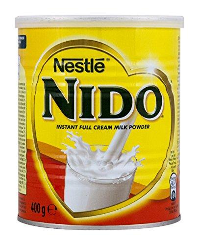 Nestlé Nestle Nido leche en polvo instantánea, 400 G