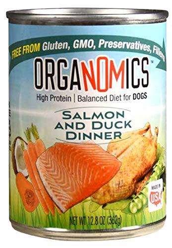 OrgaNOMics Salmon & Duck Dinner for Dogs