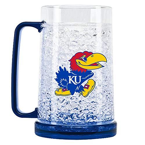 Duck House NCAA Kansas Jayhawks Cristal congélateur Mug