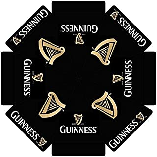 GUINNESS STOUT w/ HARP LOGO 7 foot BEER UMBRELLA MARKET PATIO STYLE NEW