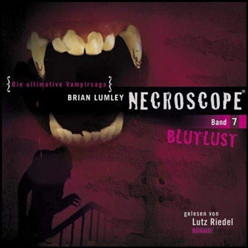Blutlust (Necroscope 7) Titelbild