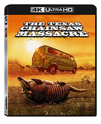 Texas Chainsaw Massacre (4K Ultra HD) (+ Blu-ray) (+ Bonus Blu-ray) (+ Digital Copy)