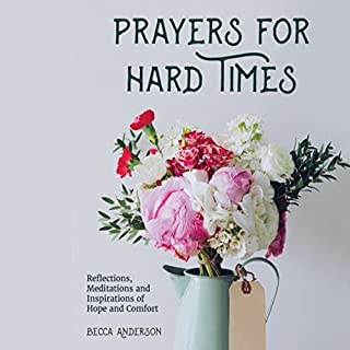Prayers for Hard Times audiobook cover art