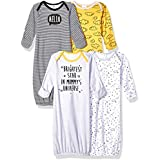 MYGBCPJS Baby Boys Girls 3 Pack Cotton Linen...