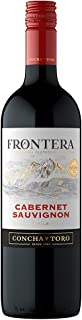 Frontera Cabernet Sauvignon wine, 750ml
