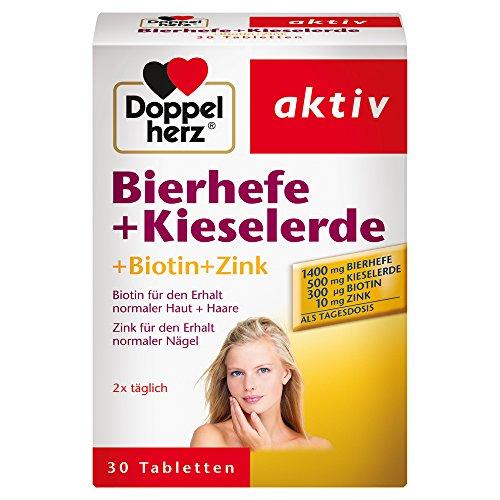Queisser Pharma GmbH & Co. KG -  Doppelherz Bierhefe