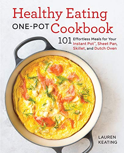 Health Shopping Healthy Eating One-Pot Cookbook: 101 Effortless Meals for Your Instant Pot, Sheet