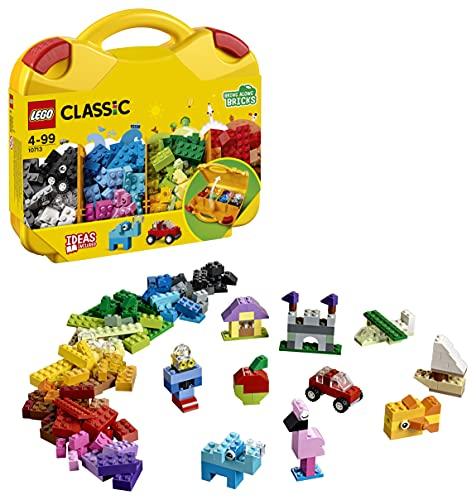 LEGO10713ClassicCreativeSuitcase,ToyStorage,FunColourfulBu...