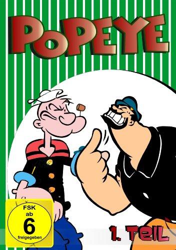 Popeye, der Seemann: Teil 1