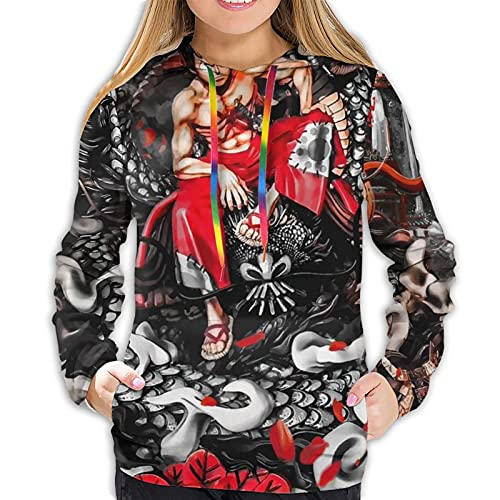 Las sudaderas casuales de Luffy Wano de una pieza para mujer se usan diariamente para deportes, adecuadas para primavera, otoño e invierno y se sienten cómodas. XL
