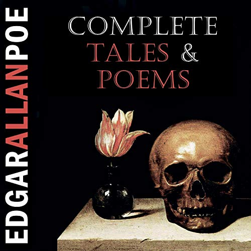 Complete Tales and Poems audiobook cover art