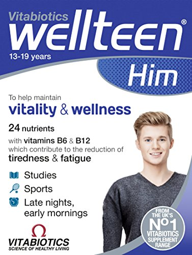 Vitabiotics Wellteen Him Original - 30 Tablets