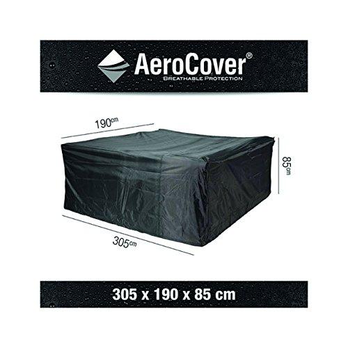 AeroCover zitgroepenhoes 305 x 190 x 85 cm beschermhoes ademend 444345
