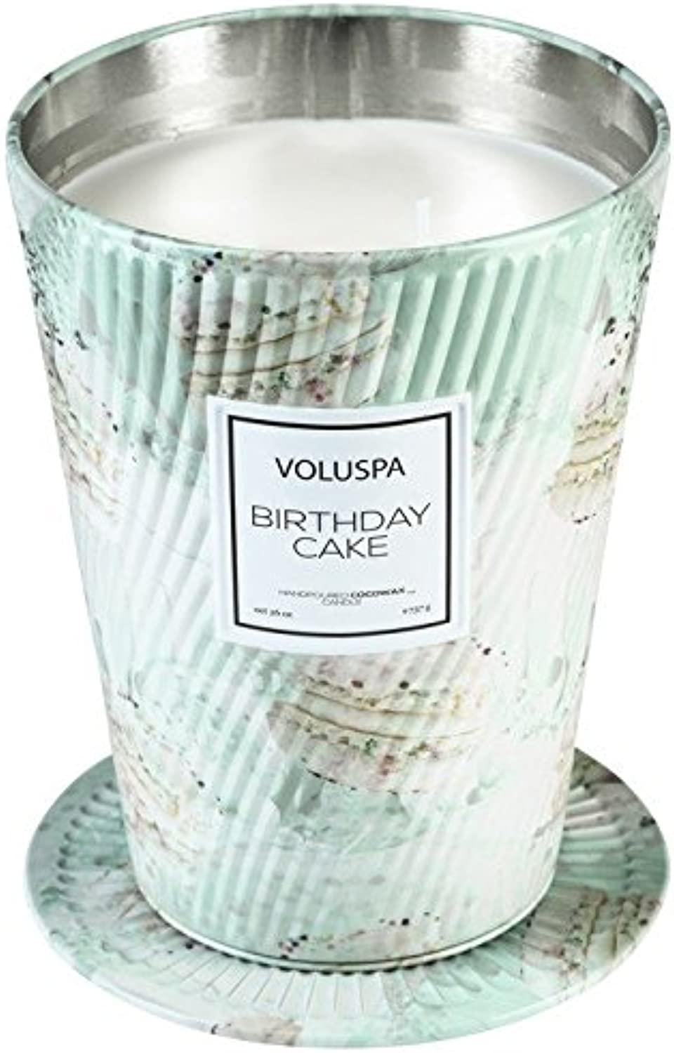 Voluspa New Birthday Cake 26 Ounce 2 Wick Candle