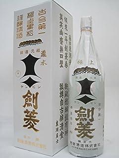 剣菱 極上黒松 1.8L 1800ml