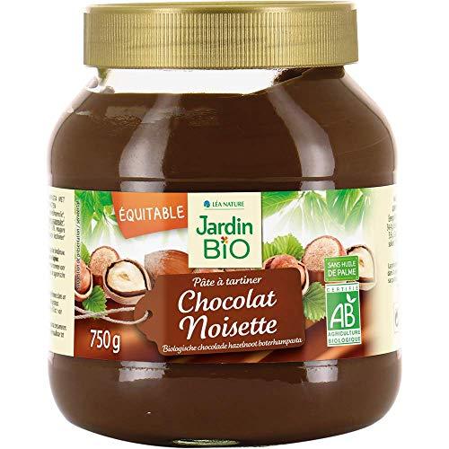 Jardin BiO étic Pâte à tartiner Chocolat Noisette 750 g