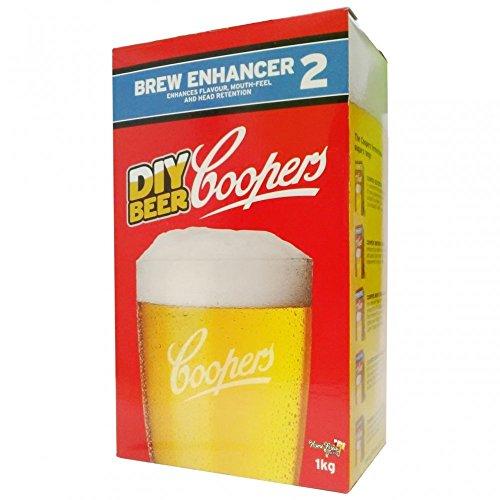 Coopers Potenciador de Cerveza Brew Enhancer 2 - 1kg