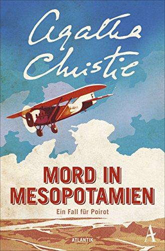 Buchseite und Rezensionen zu 'Mord in Mesopotamien: Ein Fall für Poirot' von Christie, Agatha