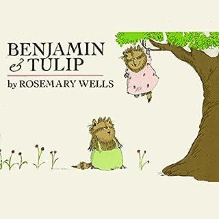 Benjamin and Tulip audiobook cover art