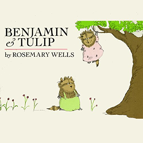 Benjamin and Tulip audiobook cover art