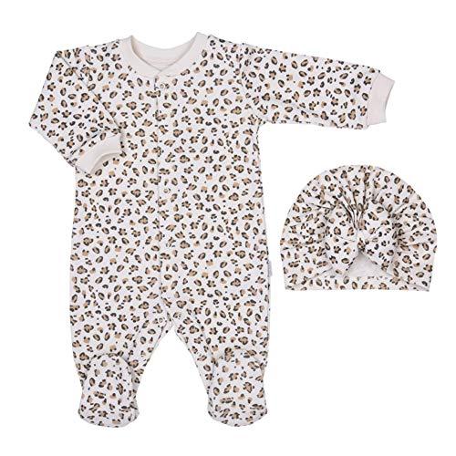 Sevira Kids - Pijama bebé de algodón orgánico, KLÉO