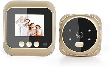 Dasing 2,4 inch High Definition Scherm Huis Smart Video Deurbel Automatische Foto Opname Nachtzicht