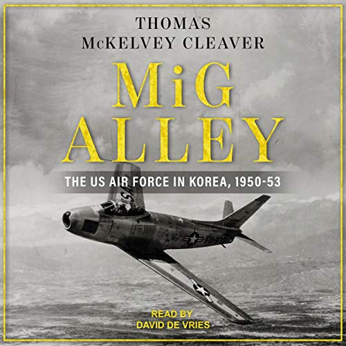 MiG Alley cover art